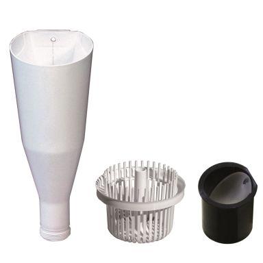 Purus 8077175 Spilltratt G32 x 40 mm, luddfilter och luktspärr