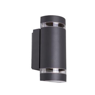 Easyform Focus Veggarmatur 2x4W LED, dimmbar