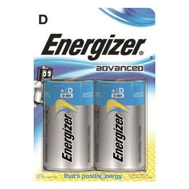 Energizer 7638900410426 Batteri 1,5 V, 2-pack