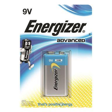 Energizer 7638900410372 Batteri 9 V