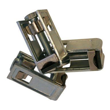 Eldon GR185-4 Koblingsklemme 35-240 mm², 20 mm skinnebredde, 4-pakning