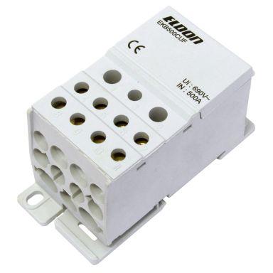 Eldon EKB500CUF Distribusjonsblokk 1-polet, 500 A, 15,5-24x2-6 mm