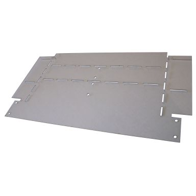 Eldon NSK52 Beskyttelsesskjerm plast, 220 x 500 mm