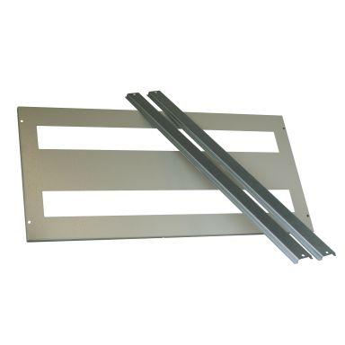 Eldon NGA318 Innsats 385 mm, 1 modul, 1 DIN-skinne