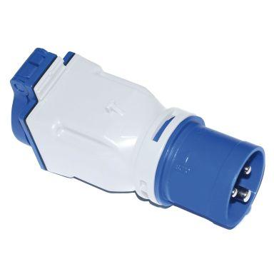 Garo 2425135 Adapter 16A med IEC/CEE
