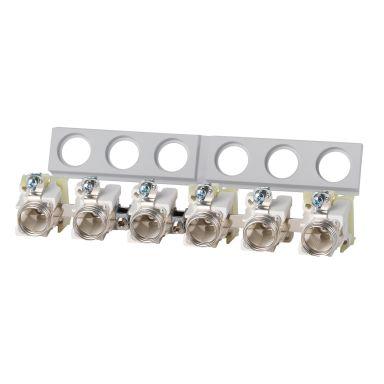 Eldon NDS25-6 Radelement 6-polig, DII, 25 A, 500 V