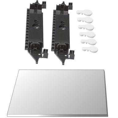Hager GS313D Bakstykke til GD-kapsling, plast