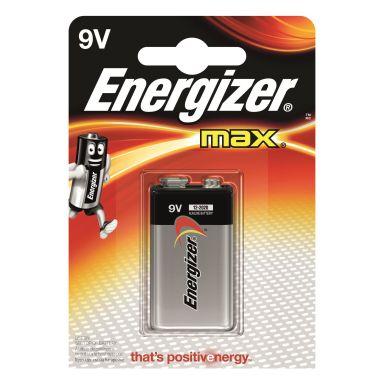 Energizer 7638900410297 Batteri 9 V