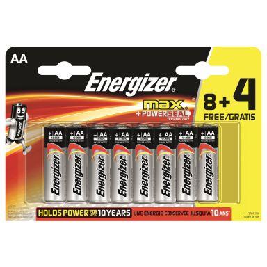 Energizer 7638900410273 Batteri 1.5 V, 12-pack