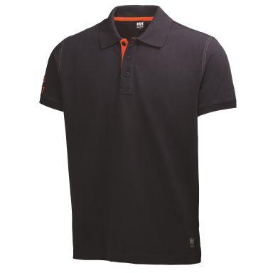 Helly Hansen Workwear 79025-590 Pikéskjorte marineblå