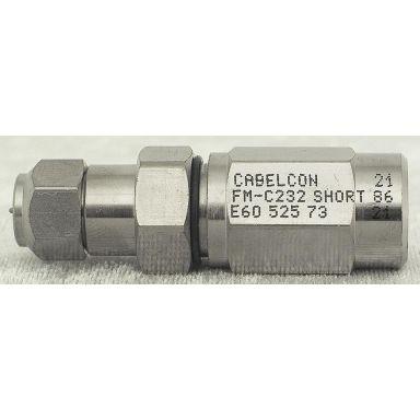 Televes 410590 Kontakt för 1,55/7,2 kabel