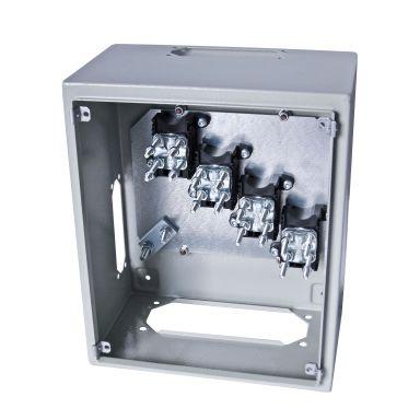 Eldon HFL327 Fordelingsboks 250 A, 5 plinter, IP43