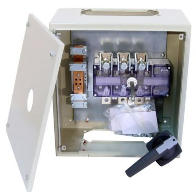 Eldon HPS320 Lastbryterboks 3-polet, 400 A, 2 x FL21, IP43