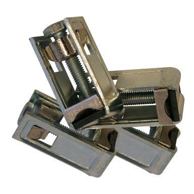 Eldon GR300-4 Koblingsklemme 50-400 mm², 25 mm skinnebredde, 4-pakning