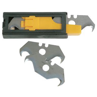Ironside 127058 Knivblad 50 mm, hake, 5-pack