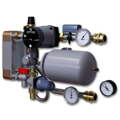 LK Systems 2418810 Värmeväxlarpaket 10 kW