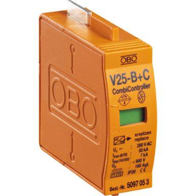 Obo Bettermann 5097053 Patron för överspänningsskydd V25BC0