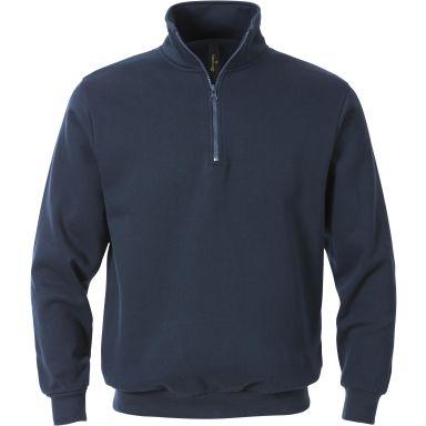 Fristads 1737 SWB Sweatshirt marinblå