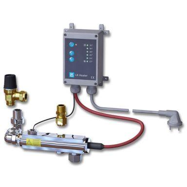 LK Systems Heater 350 Komfortvärmare 2-16 kretsrör