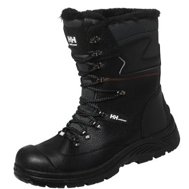 Helly Hansen Workwear Aker Winter Skyddskänga S3, svart läder