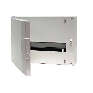 Garo NUML 14-1 Centralapparat 14 moduler/rad, utanpåliggande, IP30