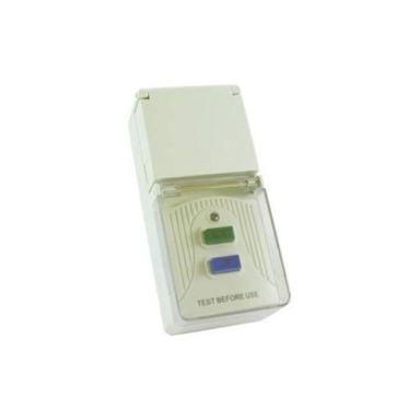LKB 2403299 Jordfeilbryter med testknapp