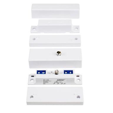 Alarmtech MC 440 Magnetkontakt utanpåliggande, med NC-funktion