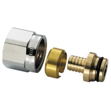 Frese 312131 Halvkoppling för PEX-rör, G15 x 2,5 mm