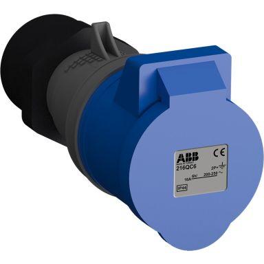 ABB 216QC6 Skarvuttag