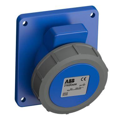 ABB 2CMA102299R1000 Paneluttag snabbansluten, vibrationsbeständig