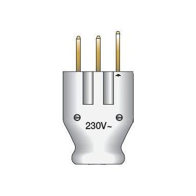 Norwesco 571018 Stickpropp 230 V, 25 A