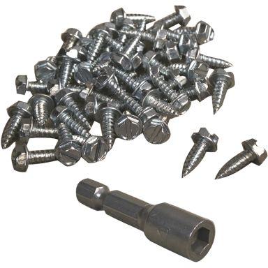 Flexit 02478 Skruv 3,5 x 12 mm, 100-pack