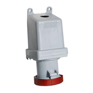 ABB 2CMA167328R1000 Vägguttag IP67, 63 A, yttermontering