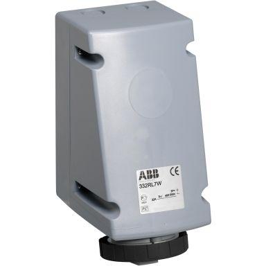 ABB 2CMA168490R1000 Vägguttag 32 A