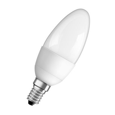 Osram Classic B Superstar LED-lampa 470 lm, 6 W, dimbar