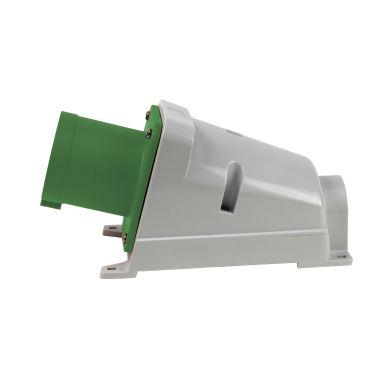 Garo II 463-2 S + RI Väggintag IP44, 5-polig, 63A