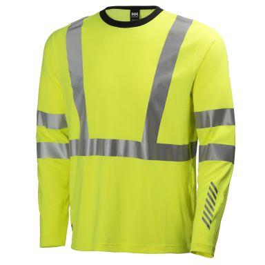 H/H Workwear Esbjerg Tröja långärmad, varsel, gul