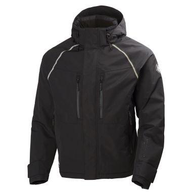 Helly Hansen Workwear Helly Tech Arctic Jacka svart, vatten- och vindtät