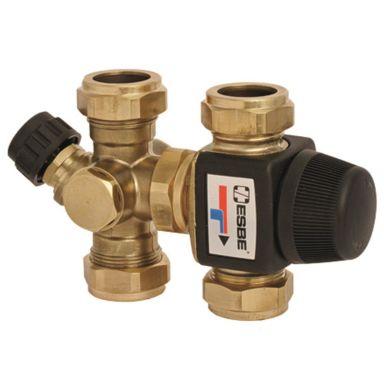 ESBE VMB423 Ventilkombination för Ø15 mm rör