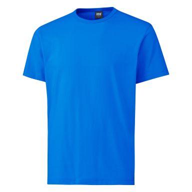 Helly Hansen Workwear Manchester T-skjorte blå