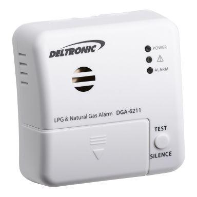 Deltronic DGA-6211 Gasalarm 12V/230V