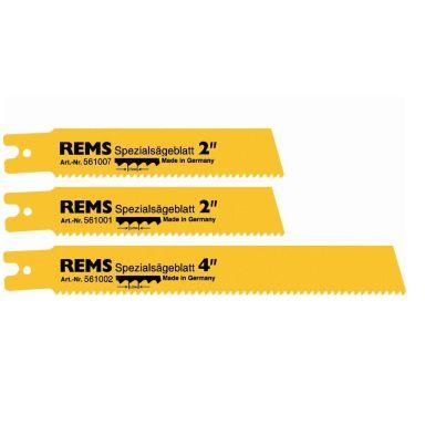 REMS 561001 R05 Tigersågblad dubbel tunga, 5-pack