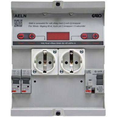 Garo AELN 206-1 Insats tid- och temperaturstyrd