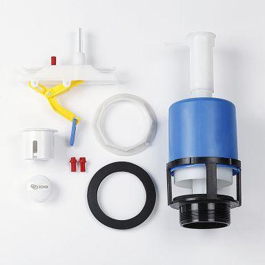 IDO Z100012001 Utloppsventilsats i plast