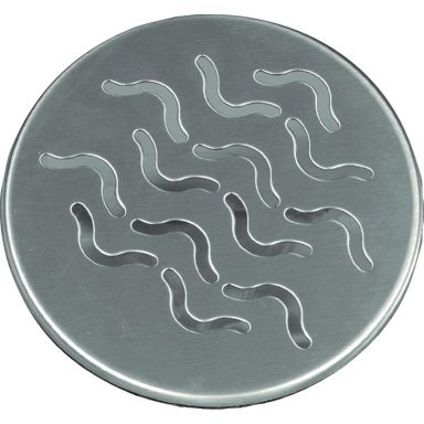 Purus Wave 7138388 Sil 150 mm, rostfritt stål