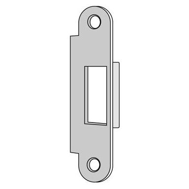 ASSA 585-2580Z Slutbleck förnzinkad