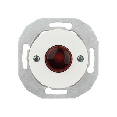 Schneider Electric WDE011053 Parallelltrykknapp 1-polet, separat lampekrets