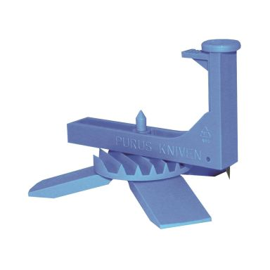 Purus 7113605 Kniv 130 mm, för håltagning i plastmatta
