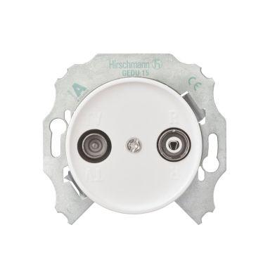 Schneider Electric WDE011723 Pistorasia 35 mm:n rasialle