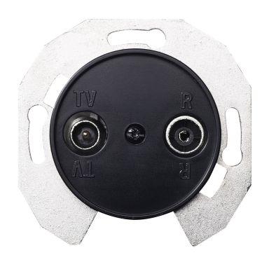 Schneider Electric WDE011741 Antennipistorasia 35 mm:n rasialle